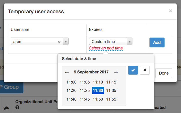 temp-access